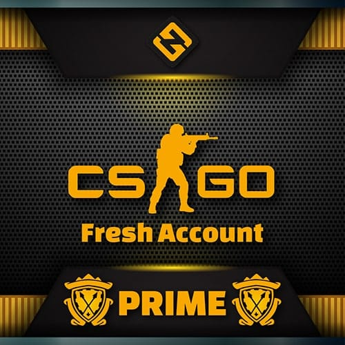 csgo prime fresh account
