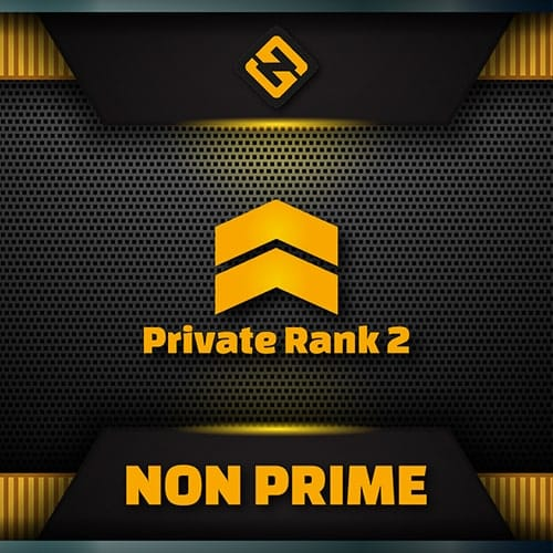 csgo private rank 2 pr2 account