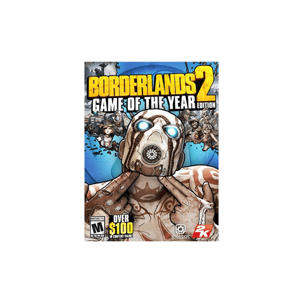 Borderlands 2 Steam Account (PC) [Instant Delivery]