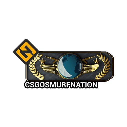 CSGO Global Elite (GE) ranked Account [Instant Delivery]