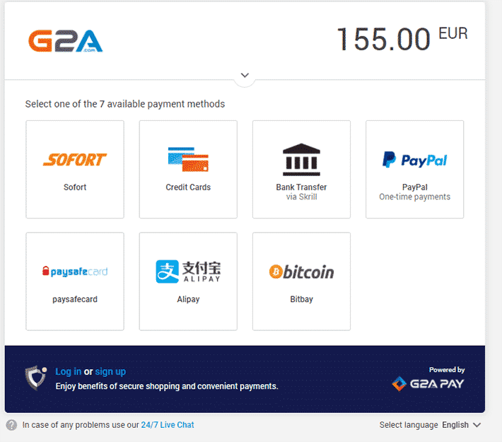 paysafecard-easy-payment