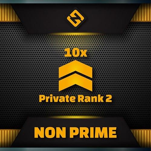 CSGO Private rank 2 bundle 10x