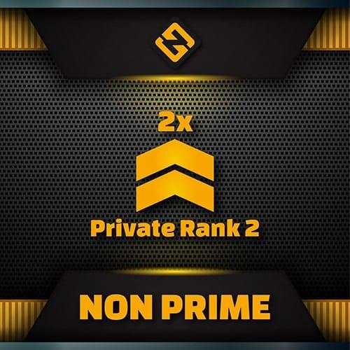 CSGO Private rank 2 bundle 2x