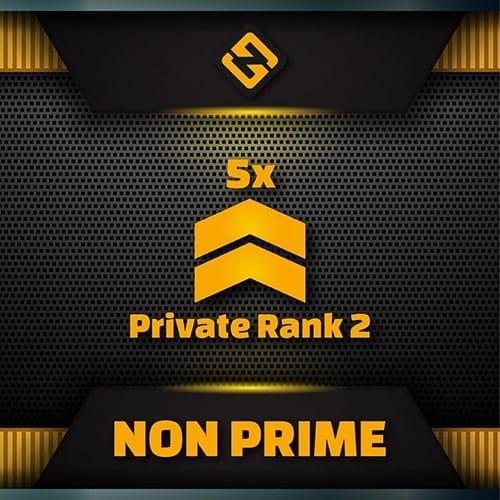 CSGO Private rank 2 bundle 5x