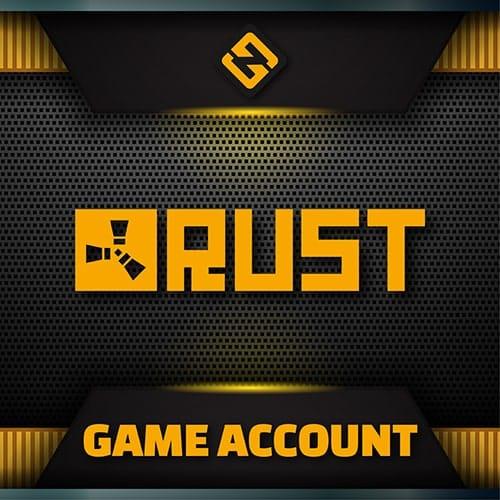 buy rust account